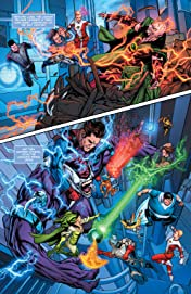 Justice League United (2014-2015) #8