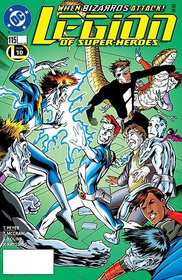 Legion of Super-Heroes (1989-2000) #115