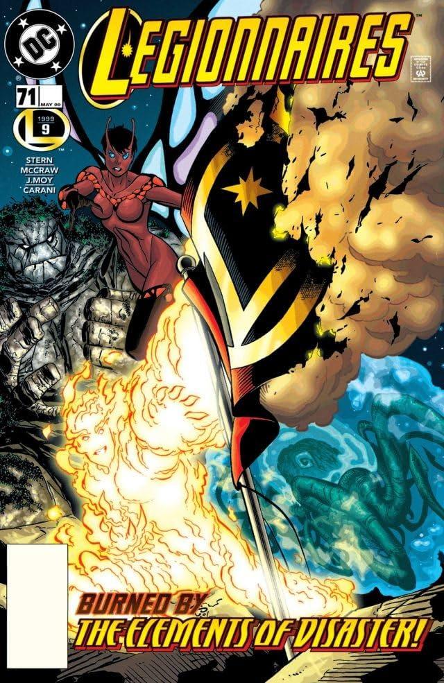 Legionnaires (1993-2000) #71