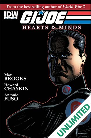 G.I. Joe: Hearts and Minds #3
