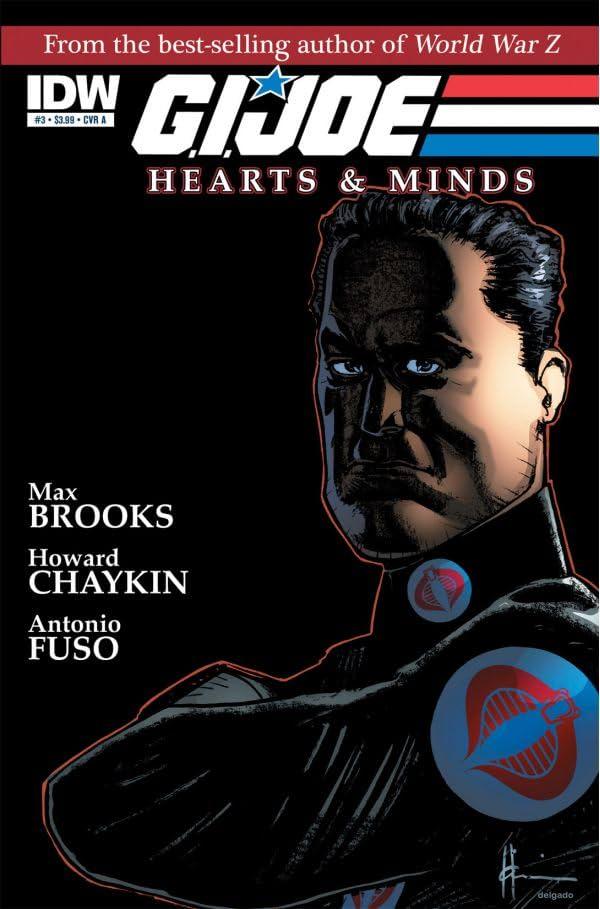 G.I. Joe: Hearts and Minds #3