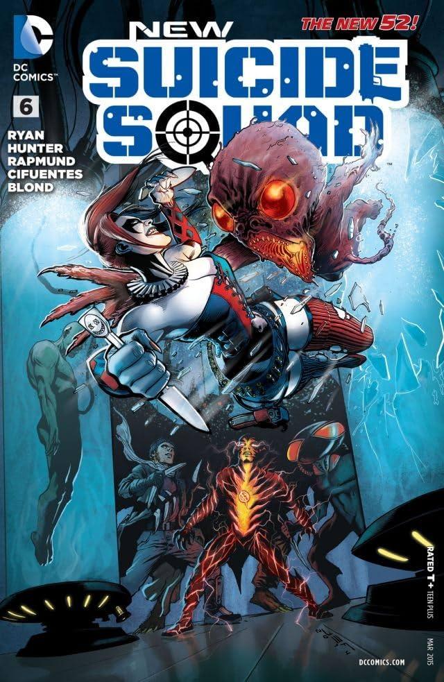 New Suicide Squad (2014-2016) #6