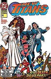 The New Titans (1984-1996) #100