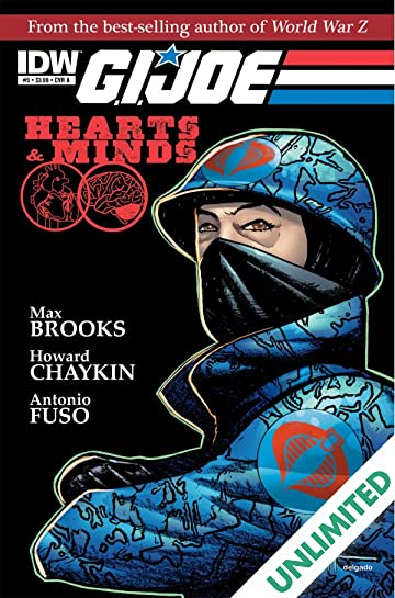 G.I. Joe: Hearts and Minds #5