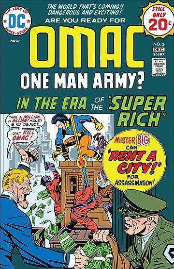 OMAC (1974-1975) #2