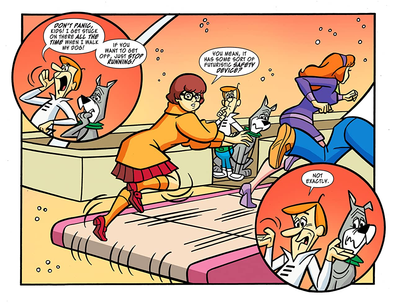 Scooby-Doo Team-Up (2013-) #15