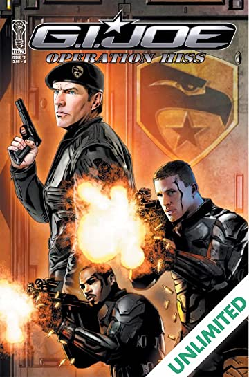 G.I. Joe: Operation HISS #3