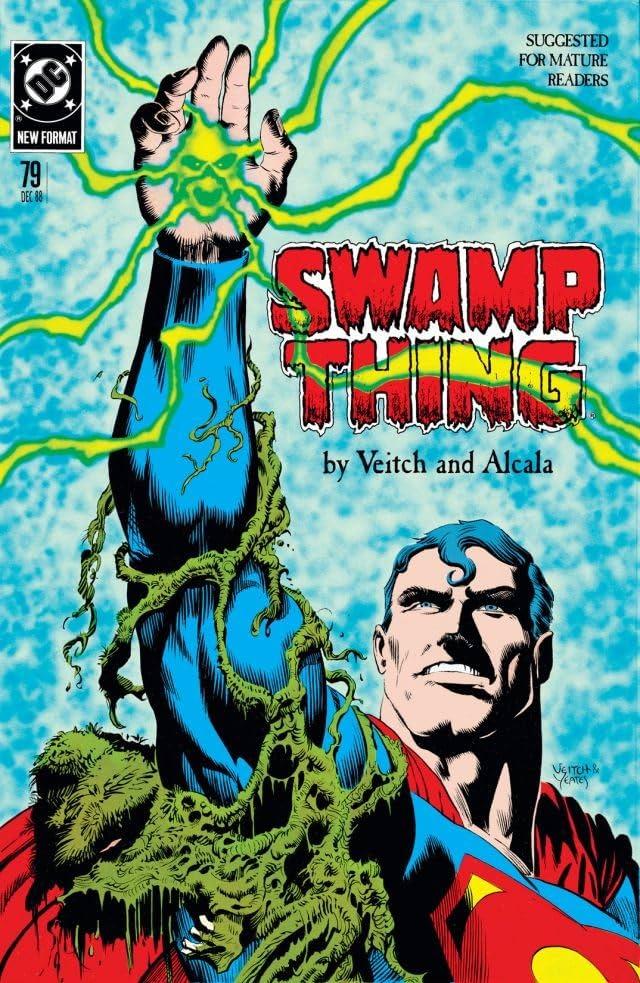 Swamp Thing (1982-1996) #79