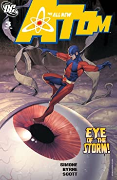 The All New Atom (2006-2008) #3