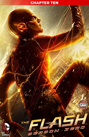 The Flash: Season Zero (2014-2015) No.10