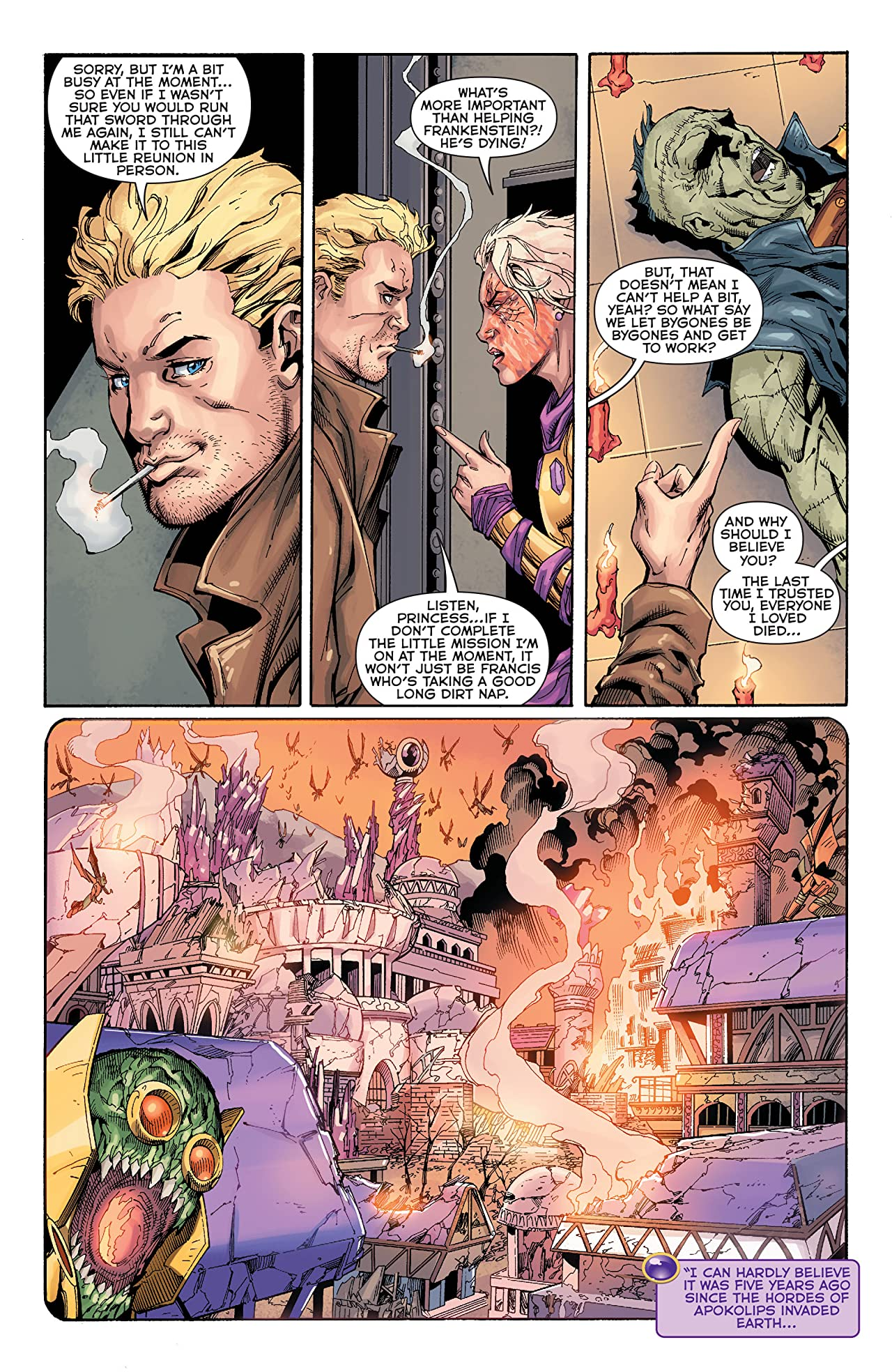 The New 52: Futures End #37