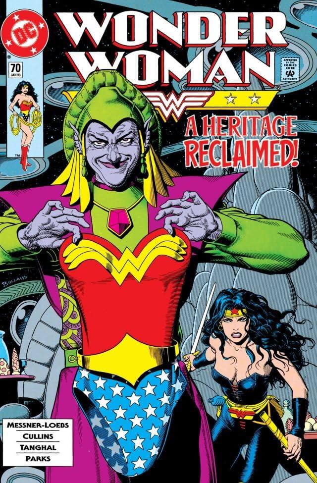 Wonder Woman (1987-2006) #70