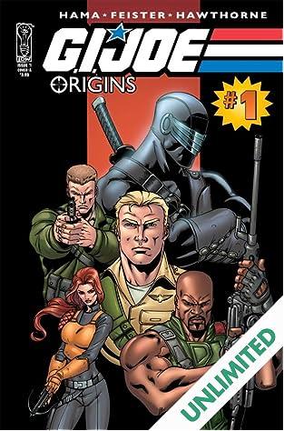 G.I. Joe: Origins #1