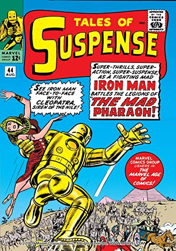 Tales of Suspense (1959-1968) #44