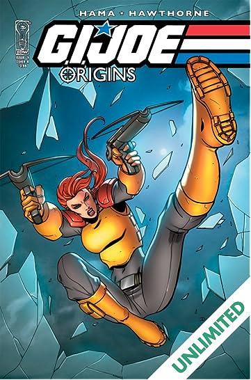 G.I. Joe: Origins #4