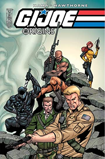 G.I. Joe: Origins #5