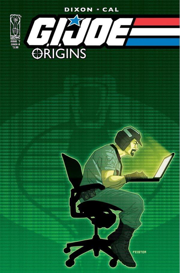 G.I. Joe: Origins #7