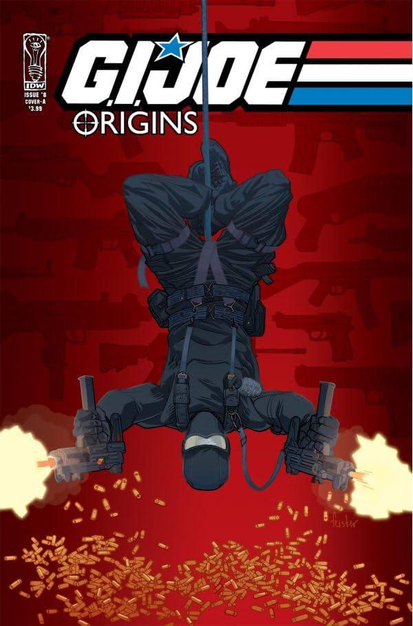 G.I. Joe: Origins #8