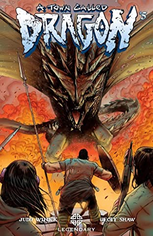A Town Called Dragon #5 (of 5)