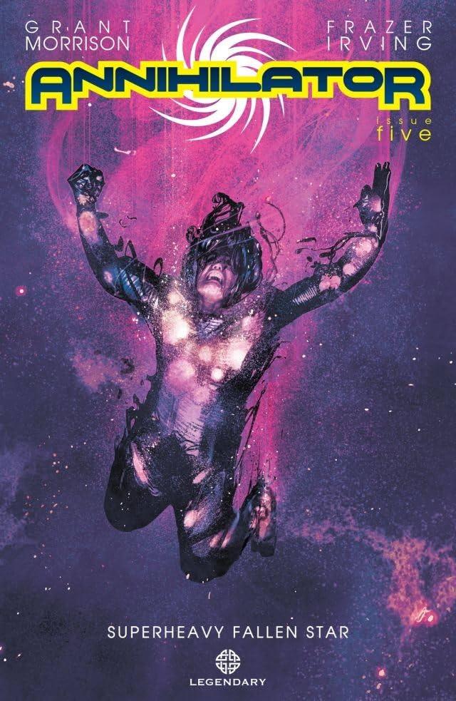 Annihilator #5 (of 6)