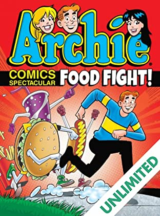 Archie Comics Spectacular: Food Fight!