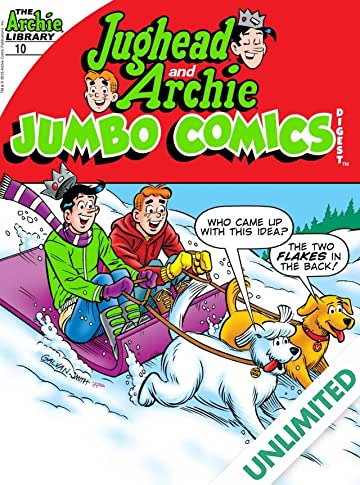 Jughead and Archie Comics Double Digest #10