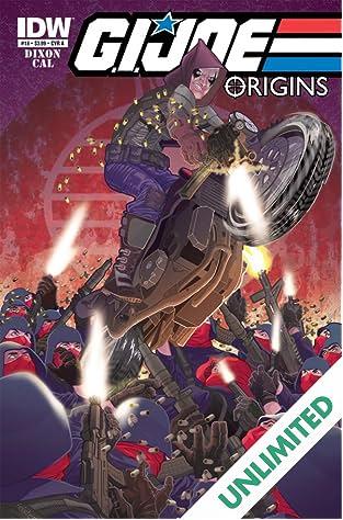 G.I. Joe: Origins #18
