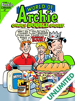 World of Archie Comics Double Digest #47