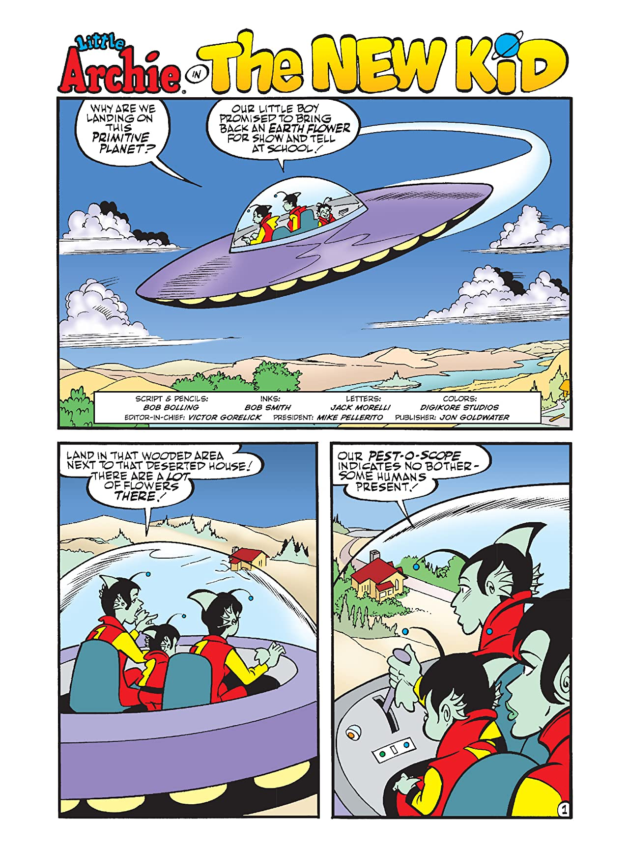 World of Archie Comics Double Digest #47