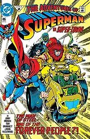 Adventures of Superman (1986-2006) #495