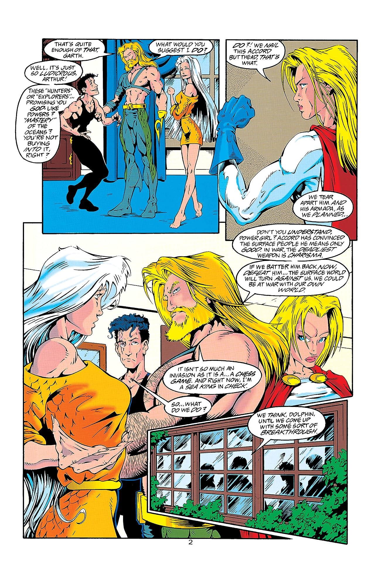 Aquaman (1994-2001) #25