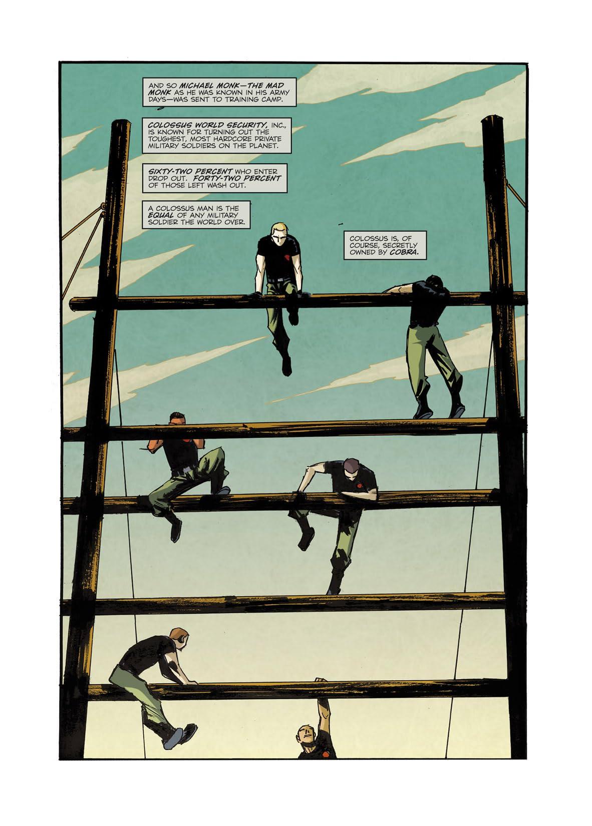 G.I. Joe: Origins #21
