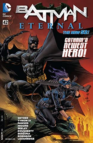 Batman Eternal (2014-2015) #42