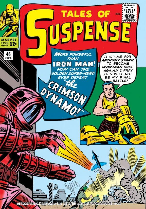 Tales of Suspense #46