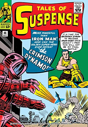 Tales of Suspense (1959-1968) #46