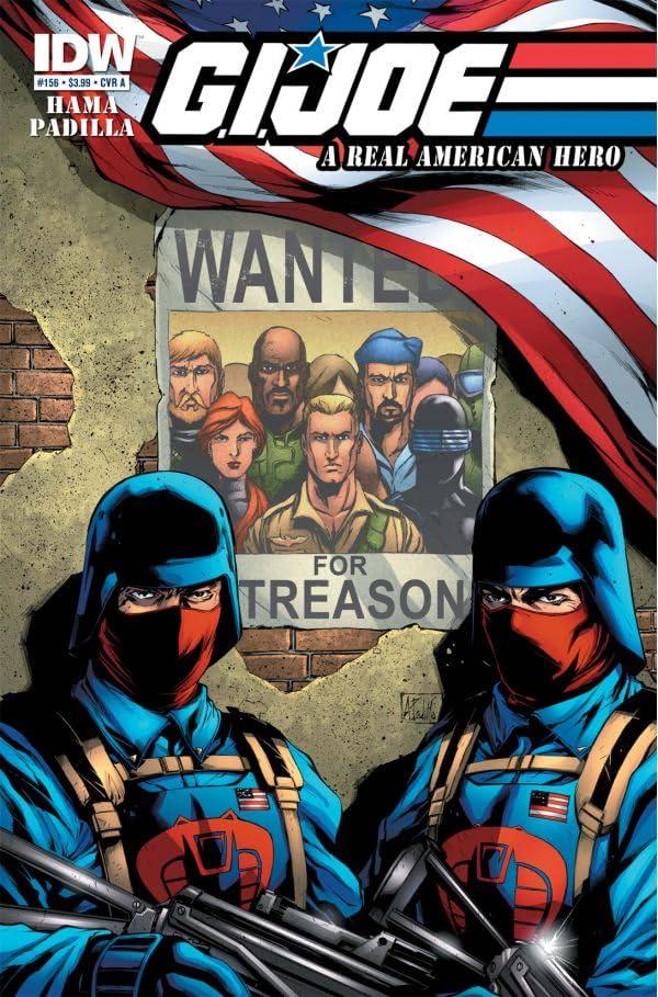 G.I. Joe: A Real American Hero #156