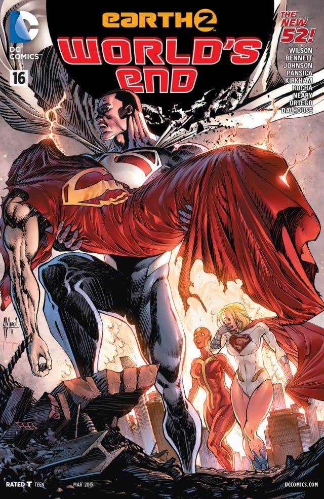 Earth 2: World's End (2014-2015) #16
