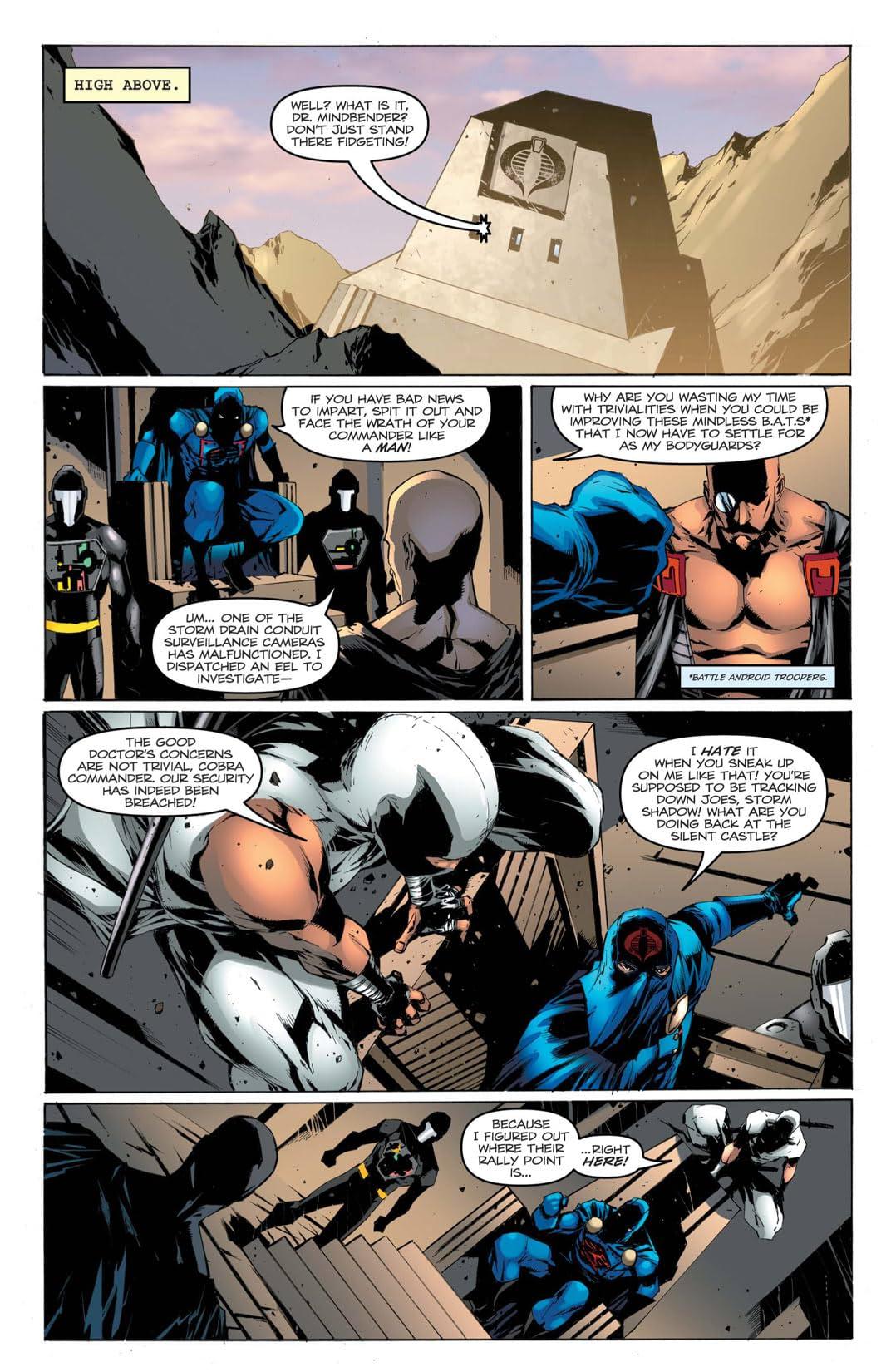 G.I. Joe: A Real American Hero No.158