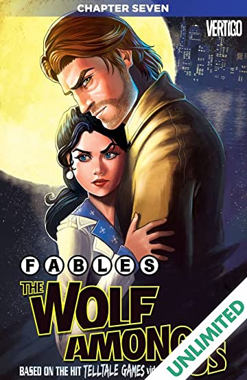 Fables: The Wolf Among Us #7