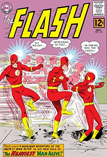The Flash (1959-1985) #132