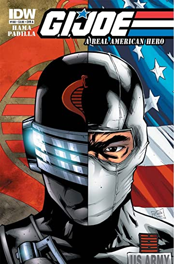 G.I. Joe: A Real American Hero No.160