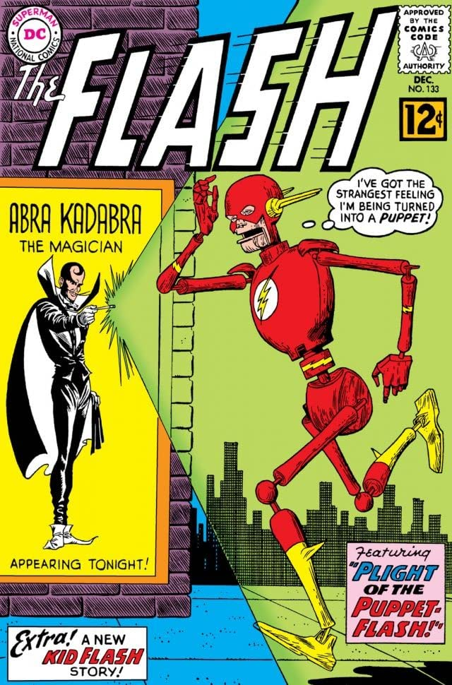 The Flash (1959-1985) #133