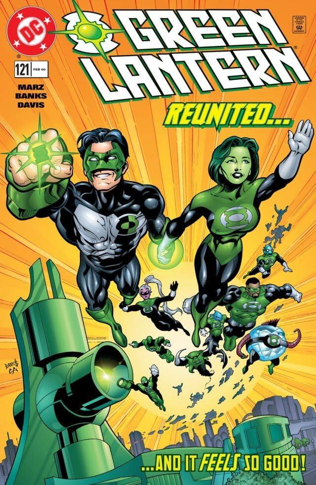 Green Lantern (1990-2004) #121