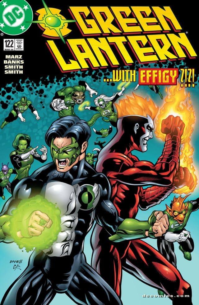Green Lantern (1990-2004) #122