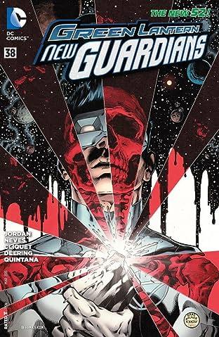 Green Lantern: New Guardians (2011-2015) #38