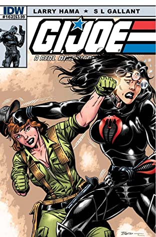 G.I. Joe: A Real American Hero No.162