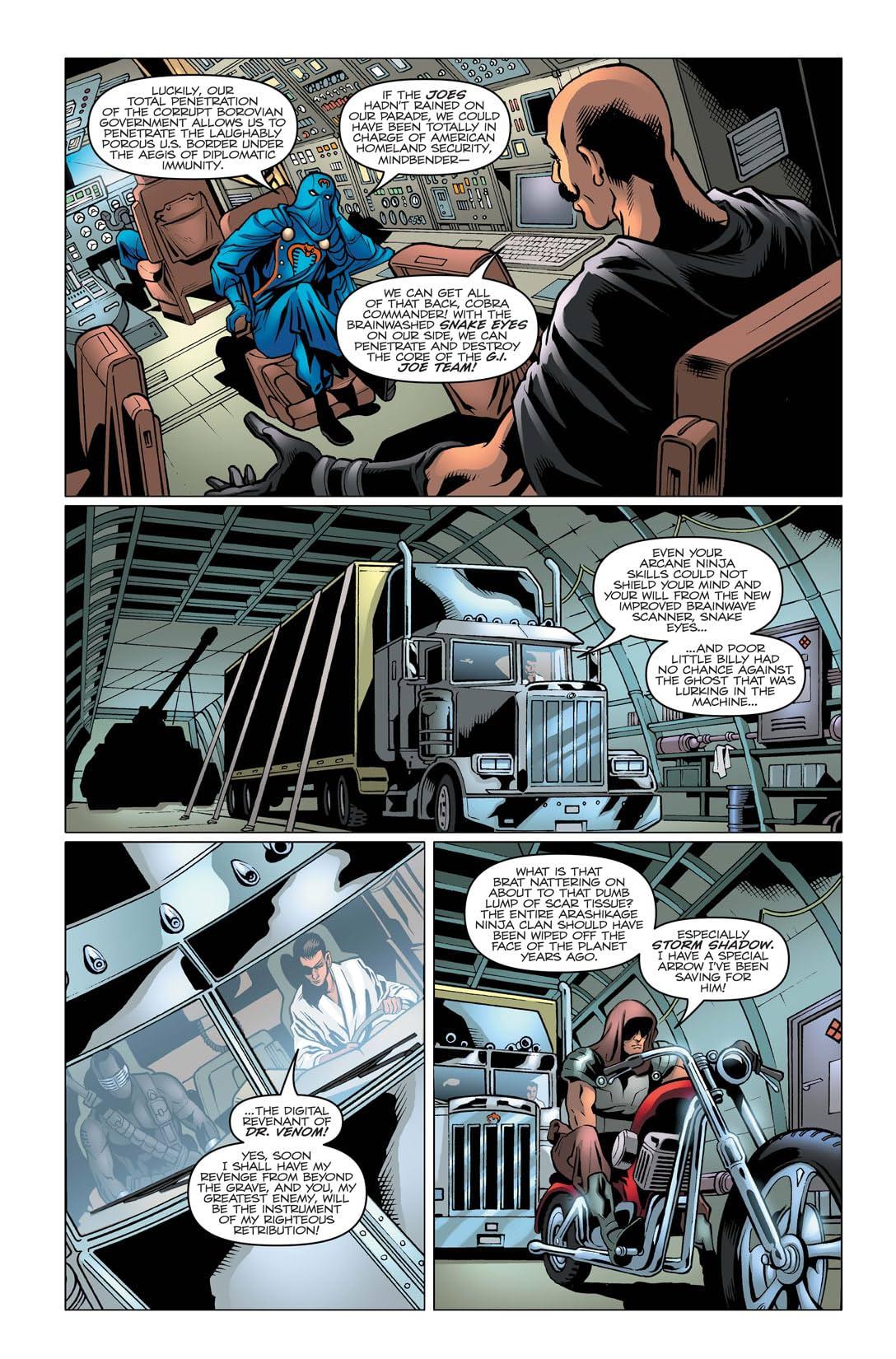 G.I. Joe: A Real American Hero No.162