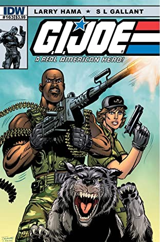 G.I. Joe: A Real American Hero No.163