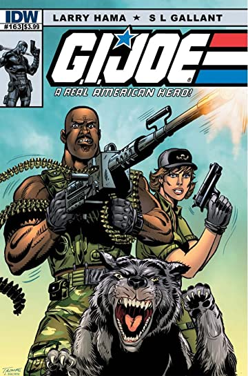 G.I. Joe: A Real American Hero #163