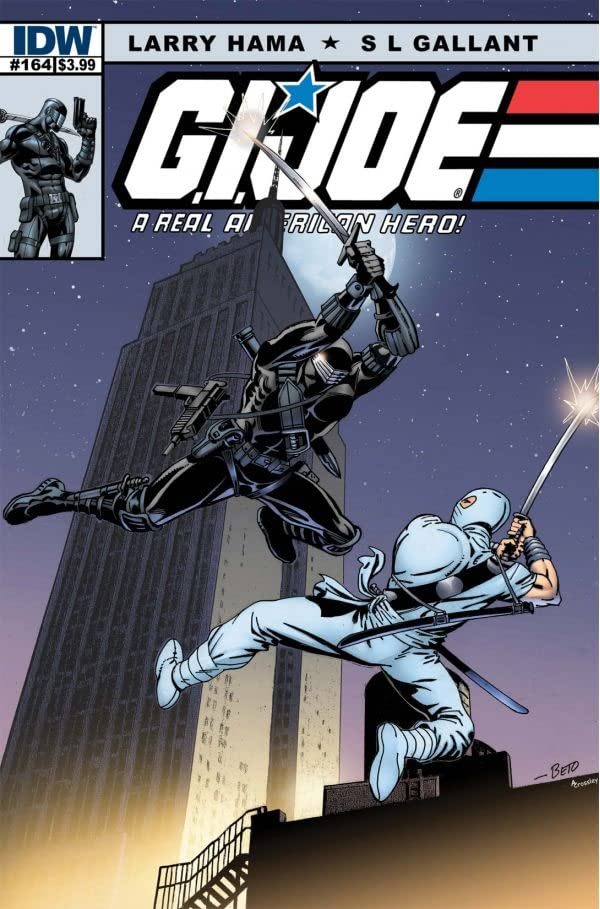 G.I. Joe: A Real American Hero #164